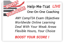 CompTIA One-On-One Online Course - Help-Me-Tcat